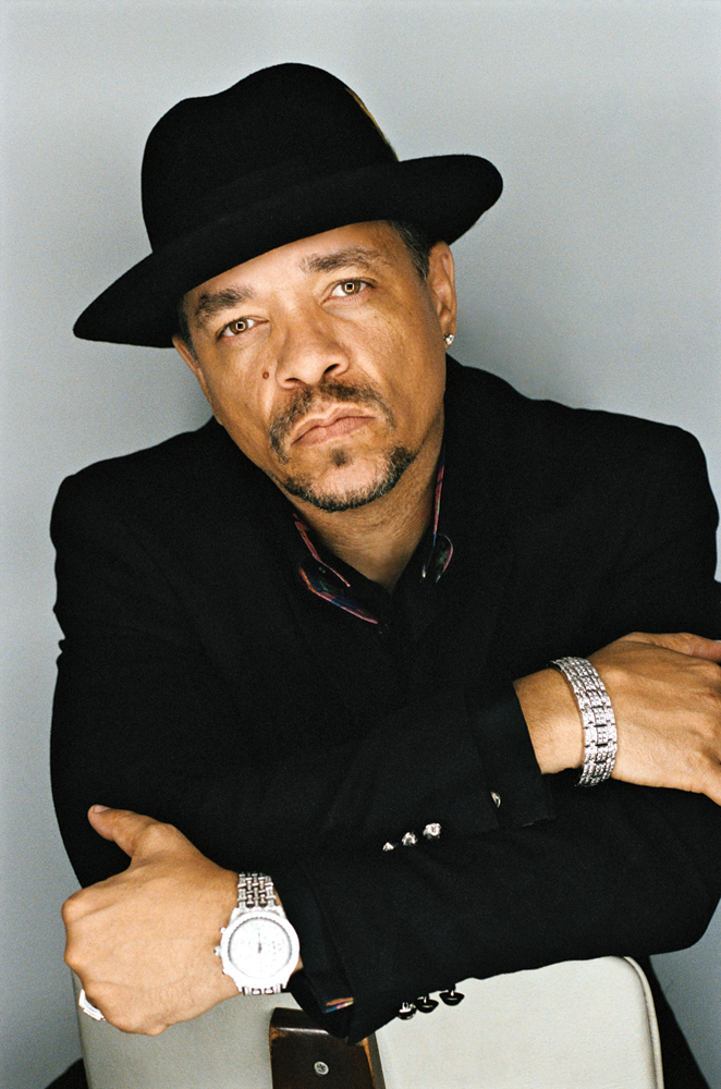 Ice-T: Fashion and ICE
