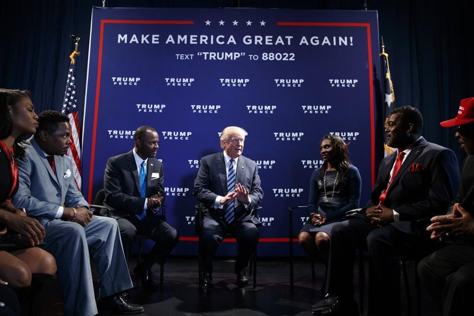 Coonin & Bafoonin: Donald Trump & Leadership in Black America Part 1
