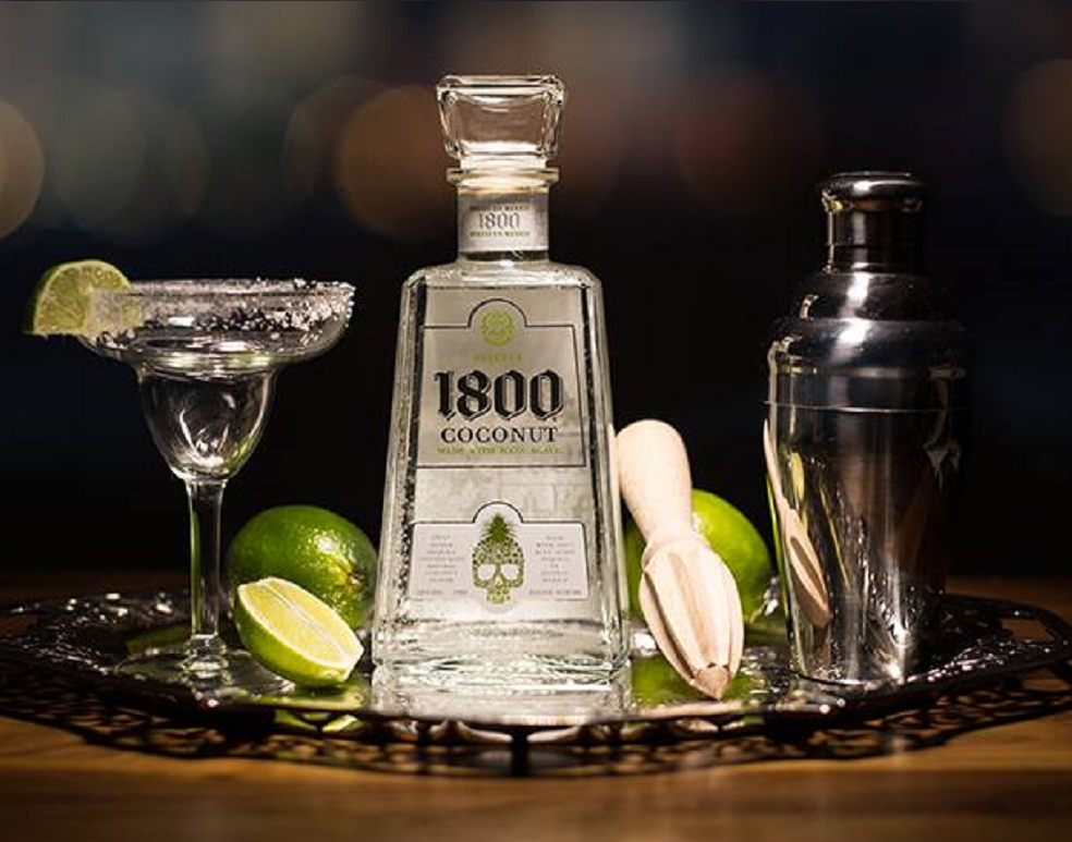 National Margarita Day with The 1800 Tequila