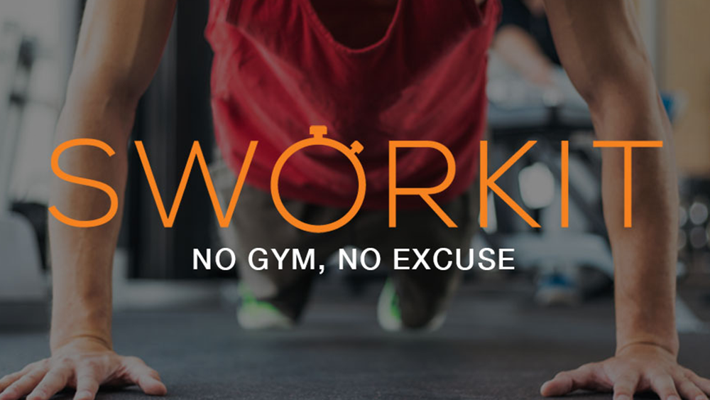 Cell Phone Fitness: Sworkit
