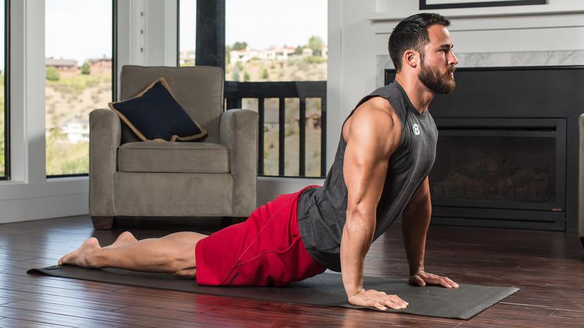 SUAVfit: Real Men Yoga
