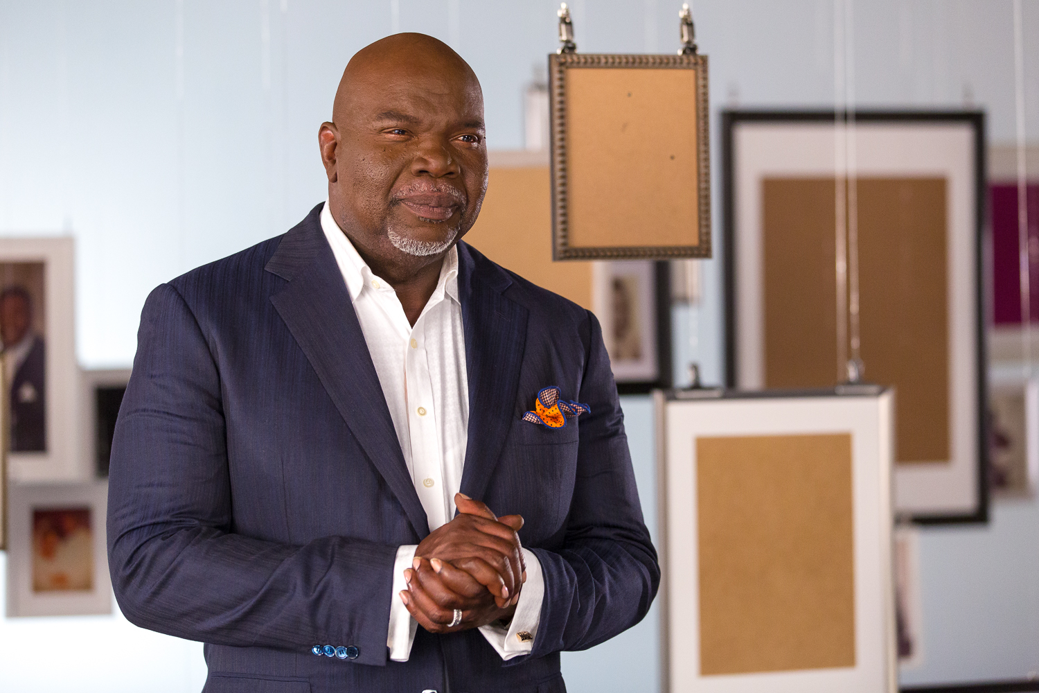 Preaching to the Choir: Bishop T.D. Jakes