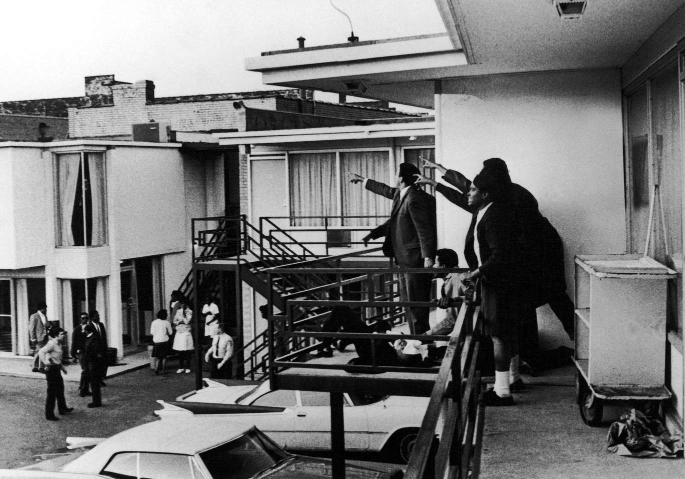 April 4, 2018 marks 50th anniversary of MLK's death
