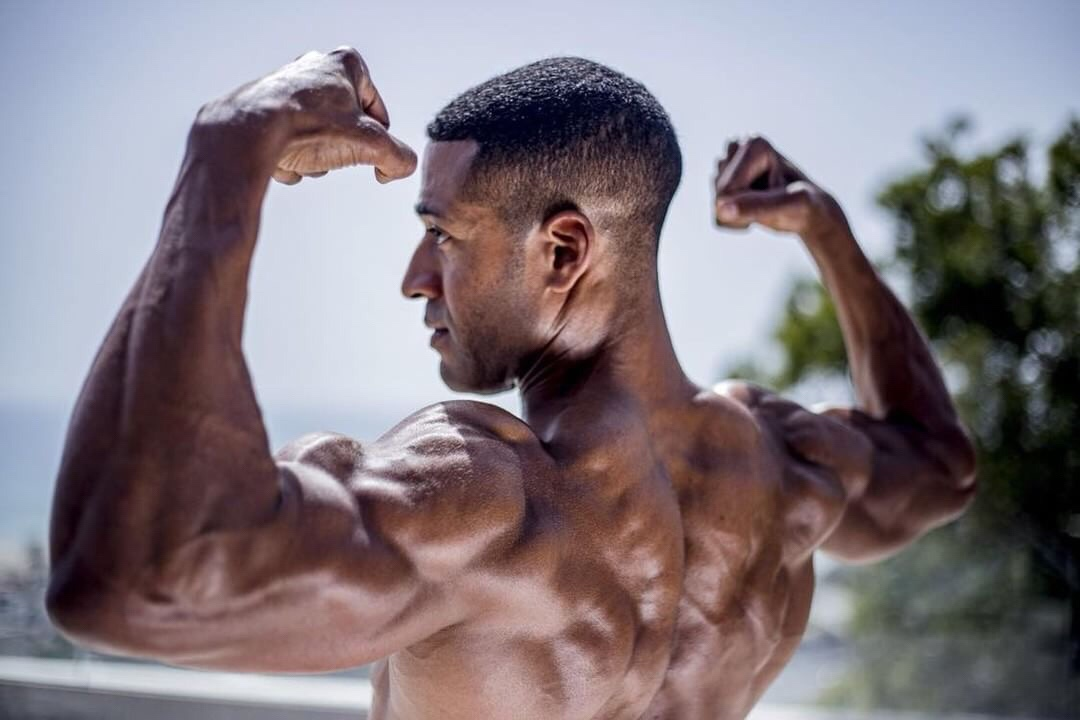 We Got Your Back: Workout Tips from Curtis J. Williams