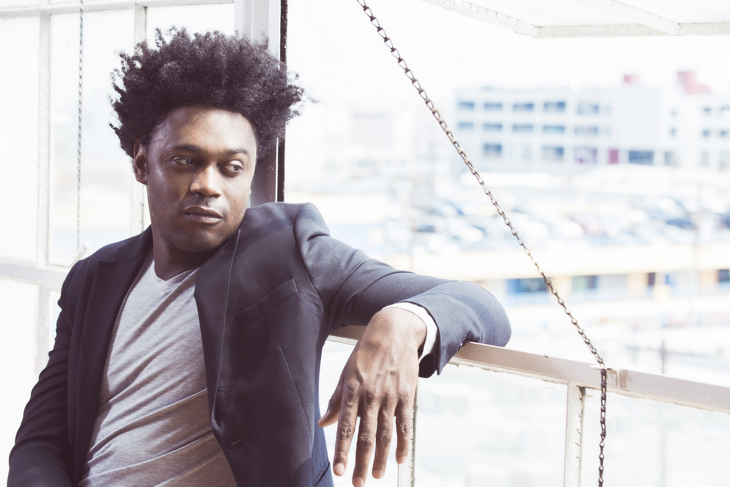 Star of Starling City: Echo Kellum