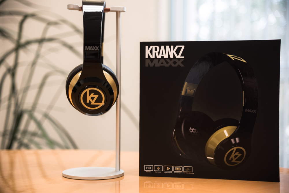 Best in Headphones: Krankz Audio MAXX Headphones