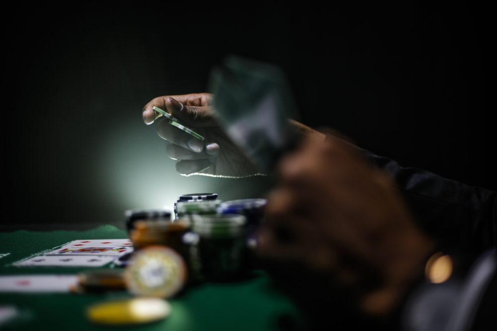 Poker and Business
