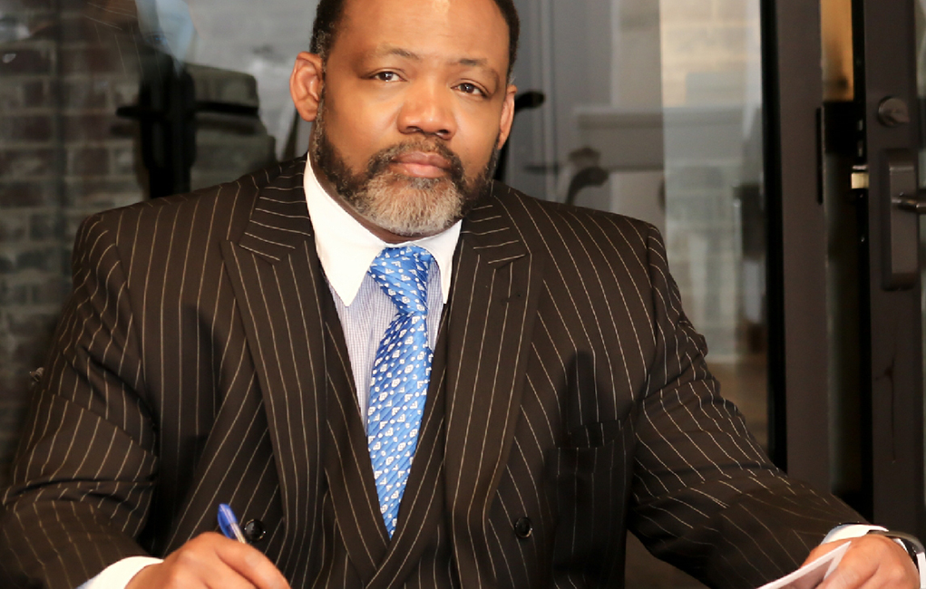 """Get ready to earn your """"M.B.A."""" with Solomon Ali."""