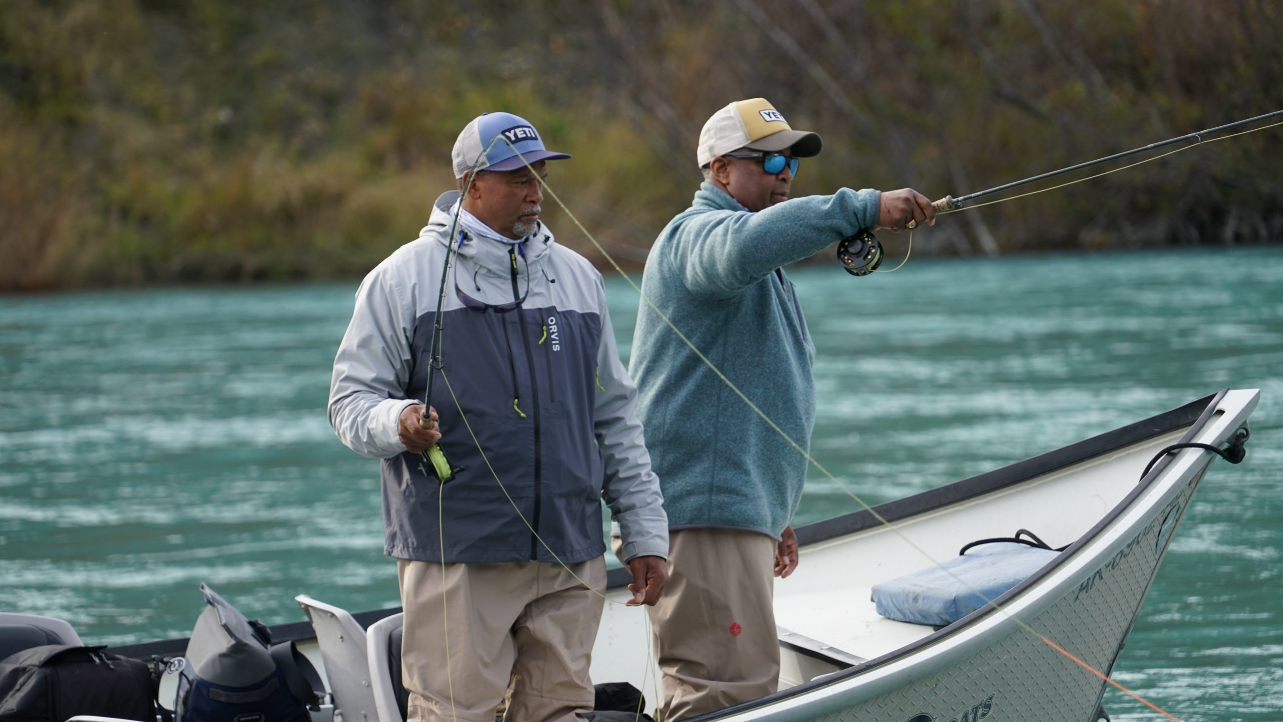 Check Out: Reel Fishing with Upstream TV Show