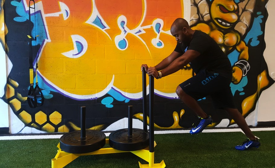 Michigan's Best Trainer Dominic Frazier Talks Fitness and Nutrition