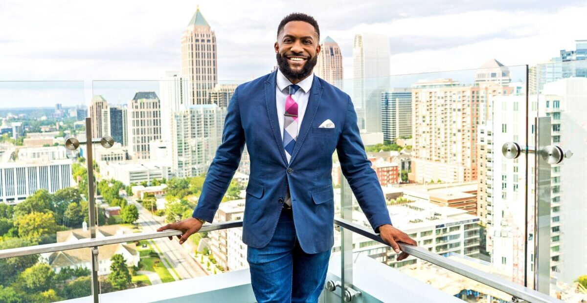 "Jimmy Jones of OWN's ""Ready to Love"" talks the Reality of Love and Business in Atlanta"