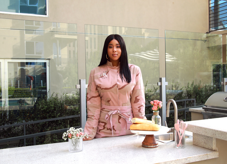 Angel in the Kitchen: Celebrity Chef Kayla Greer