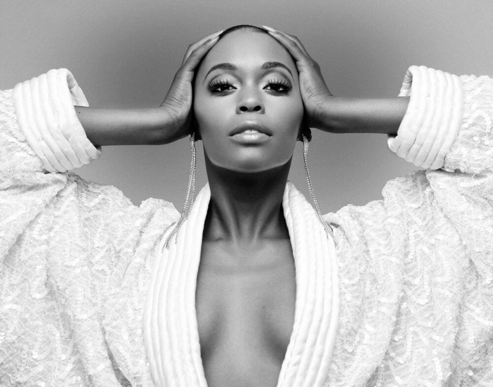 A Star is Born: Nafessa Williams