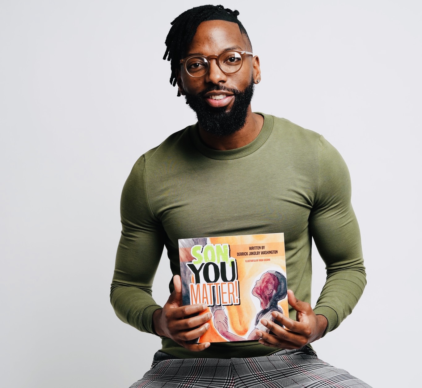 Reassuring Black America's Children: Derrick Jakolby Washington