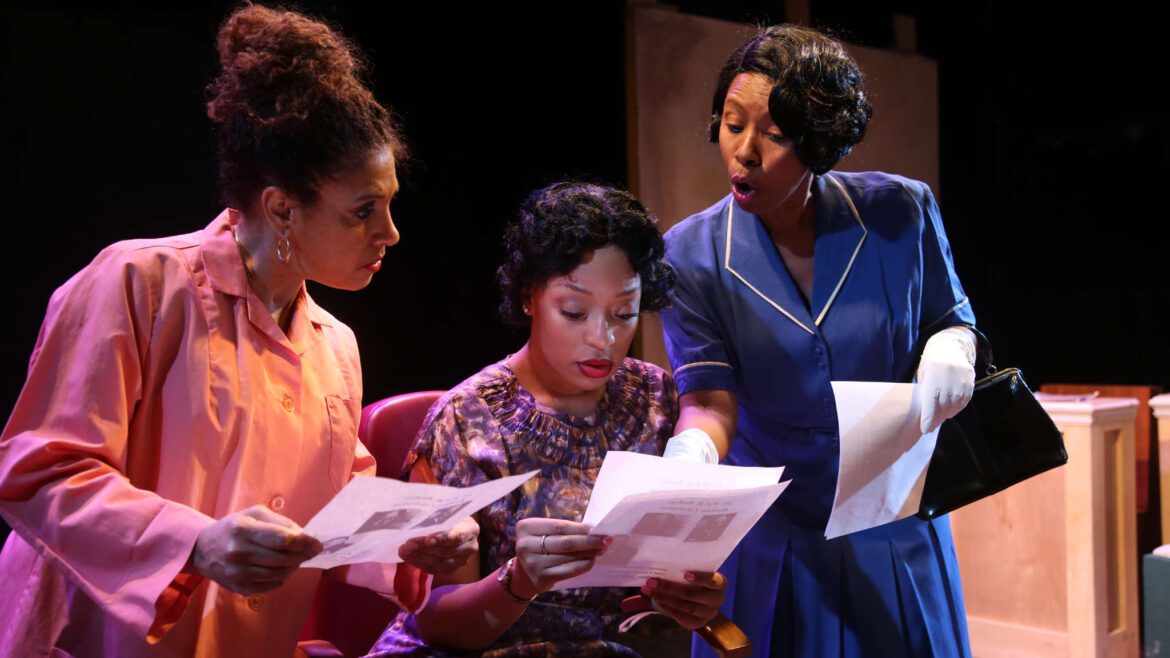 Black History Takes The Virtual Stage: New Federal Theatre Celebrates Black History Month