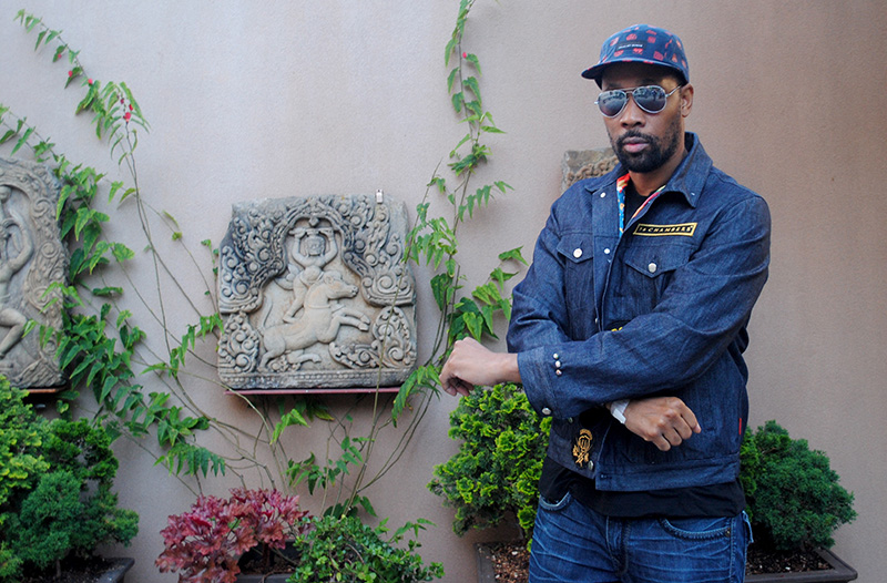 Enter the Mind of The RZA