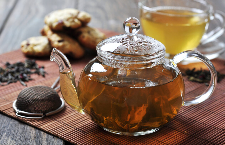 What's the Tea: Tea Drunk and the Education Tea Club