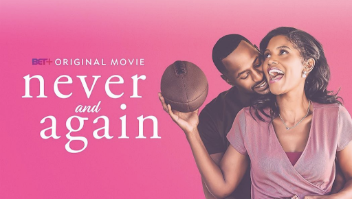 "Jackie Long and Denise Boutte on New Film ""Never and Again"""